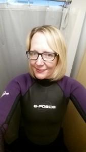 Nourish wetsuit